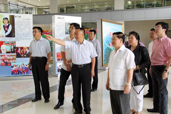 张之政会见老挝客人-云南省交通运输厅